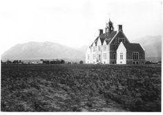 Cutler Hall ~ Colorado College ~ Colorado Springs Colorado ~ 1889 Colorado College, Old Images, Pikes Peak, Local History, Old Buildings, Great Memories, Old West, Colorado Springs, Historical Photos