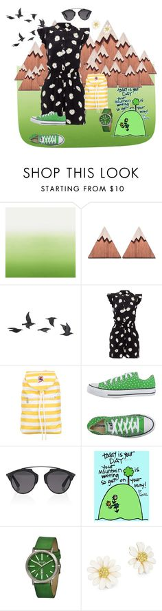 """""""Ain't no mountain high enough, ain't no valley low enough..."""" by grownuppaperdolls ❤ liked on Polyvore featuring Designers Guild, Jayson Home, Kate Spade, Invicta, Converse, Christian Dior and Simplify"""