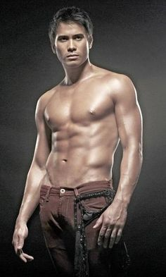 Pinoy men body paint images 888