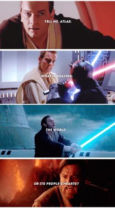:(((( Obi-Wan is the biggest martyr ever :((