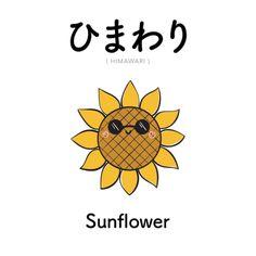 [334] ひまわり | himawari | sunflower