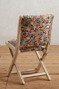 Slide View: 2: Rifle Paper Co. Terai Chair