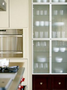Kitchen Cabinets With Frosted Glass Doors glass kitchen cabinet doors