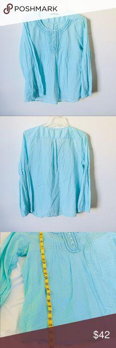 NORDSTROM BLOUSE Gorgeous 100% Cotton blouse Nordstrom Tops Blouses