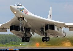 "Russian Air Force Tupolev Tu-160 ""Blackjack"""
