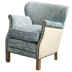 Cyan Bailey Chair | Chairs & Chaises | Living Room | Furniture | Candelabra, Inc.