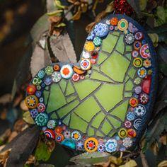 Ornaments - Cherie Bosela - Fine Art Mosaics & Photography -