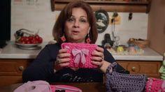 Borse con fettuccia: schemi per creazioni fatte a mano [FOTO+VIDEO]