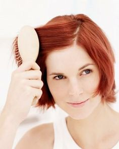 Color-Treated Hair Tips