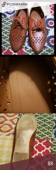 Torrid Shoes Gently used. Size 11 Torrid Shoes