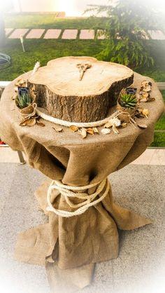 Rustic Nişan Masası #wedding