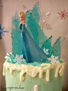 Πως να φτιάξεις μια καταπληκτική τούρτα frozen.