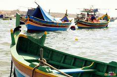 Malte - Le marché de Marsaxlokk