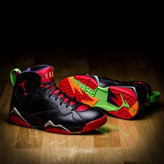 Nike Air Jordan 7 Retro Marvin the Martian - Air Jordan - Shoes - ATAF 0c85eca88