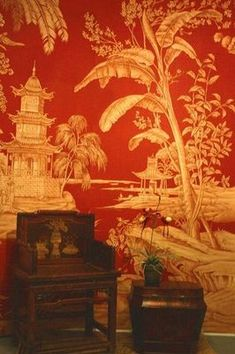 Exotic Chinoiserie, Iksel