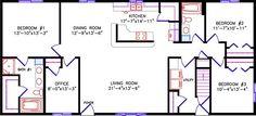Alternate Floor Plan: 2101 Springdale