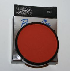 Foxy - Mehron Paradise AQ Makeup Face Body Paint Clown Theatrical Stage Party Dance FX | eBay