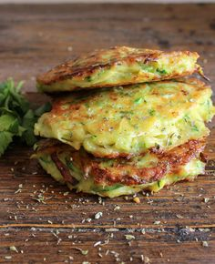 Zucchini Patties Recipe on Yummly. @yummly #recipe