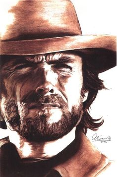 Clint Eastwood #1 - 'The Olivas Collection'