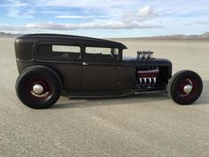 "Jason Graham Hot Rods & Cool Customs - My own '31 Sedan ""tudor"""