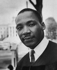"""Everybody can be great, because anybody can serve. You don't have to have a college degree to serve. You don't have to make your subject and verb agree to serve. You only need a heart full of grace. A soul generated by love."" -Martin Luther King, Jr."
