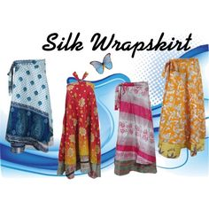 Designer Clothes, Shoes & Bags for Women Hippie Skirts, Bohemian Skirt, Gypsy Skirt, Boho Skirts, Bohemian Gypsy, Beach Wrap Skirt, Silk, Summer Dresses, Prints