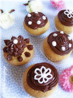Barbi konyhája: muffin Muffin, Cheesecake, Food, Cheesecakes, Essen, Muffins, Meals, Cupcakes, Yemek