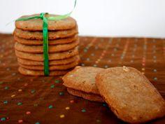 A Crafty Lass: Brown Sugar Walnut Ice Box Cookies