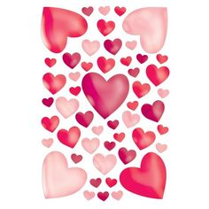 ❤ liked on Polyvore featuring backgrounds, hearts, valentines, pink and fillers