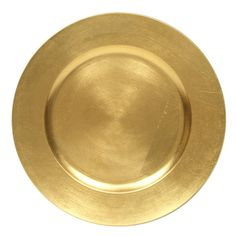 PLEASE CONTACT US FOR AVAILABILITY BEFORE COMPLETING YOUR ORDER!  This 13 inch gold, silver or black charger plate is perfect to bring the accent of luxury into your wedding or party decor.  These chargers add the perfect hint of metallic color to elevate your decor and add the finishing touch to your wedding or party. Its all in the details!  Please message us for availability and provide the below information: Event Date Quantity Shipping zip code  * Shape: Round * Size: 13 Inch * Style…