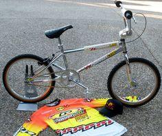 1999 Powerlite Pro Xl Bmxmuseum Com Old School Bikes