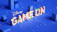 """This is DISNEY GAME ON Re-Brand"""" by Kira Karlstrom on Vimeo, the home for high quality videos and the people who love them. Cube Design, Ios Design, Branding Design, Dashboard Design, Channel Branding, Disney Games, 3d Video, 3d Typography, Machine Design"""