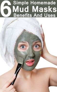 They soak up excess oils from the skin in the best possible way. Nothing works at oil-control better than mud masks. This can be very useful if you have combination or oily skin type.