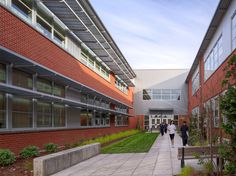 First Creek Middle School, Tacoma Public Schools   Tacoma, Washington   NAC| Architecture