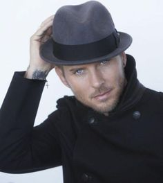 Matt Goss..I think I died and went to Gossy Heaven.....I LOVE this PIC!!!
