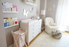 Project Nursery - baby nursery left view