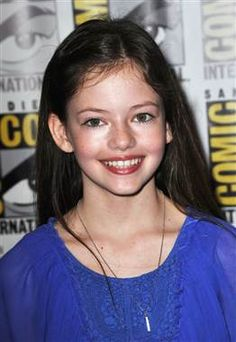 """Mackenzie Foy will make her movie debut in """"The Twilight Saga: Breaking Dawn - Part 2"""" as Bella and Edward's daughter Renesmee, but the 11-year-old newcomer hasn't even seen two of the vampire movies – and she's not allowed to! Photo: Albert L. Ortega / Getty Images Contributor"""
