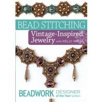Beaded projects with Kelly Wiese | InterweaveStore.com