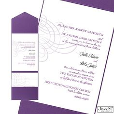 Swirling+Filigree+Wedding+Invitation+with+Pocket-+Grapevine