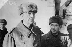 General Friedrich Von Paulus Surrenders After Defeat of Stalingrad - 42-20560964 - Rights Managed - Stock Photo - Corbis