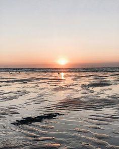 Sonnenuntergang am S