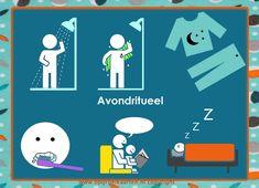 dagritmekaart ochtendritueel 1 - gratisbeloningskaart.nl