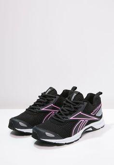 Pedir  Reebok TRIPLEHALL 5.0 - Zapatillas neutras - black/coal/white/pink por 29,95 € (7/11/16) en Zalando.es, con gastos de envío gratuitos.