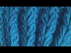 Robotki na drutach,wzor KLOSY ZBOZA - YouTube