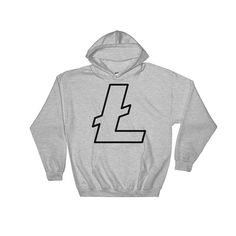 ffad7c8f9 Hoodies, Sweatshirts, Cryptocurrency, Litecoin Ltc, Sweaters, Stuff To Buy, T  Shirt, Blockchain, Coins