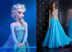 The Stir-14 Prom Dresses Inspired by Disney Princesses