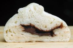 Nutella Baozi : Steamed Chinese Buns… and a Loaf of Bread!