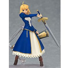 Fate/stay night Saber PVC 15cm Anime Action Figures model Toys Doll Toy 5331844 2017 – €25.92