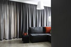 Comforty SOFA NAPO Apartament Warszawa. Proj. Jacek Tryc. Foto: Marcin Tryc