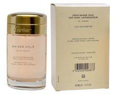 Baiser Vole Perfume by Cartier 3.4 oz Eau De Parfum Spray TSTR NEW #Cartier
